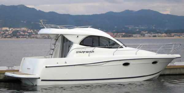 Прокат катеров и яхт в «Адмирале»