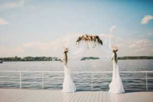 Проведение свадеб
